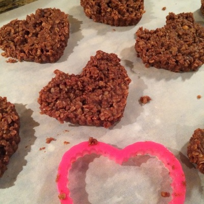 Valentines cookies, valentines gifts for kids, blog post by April Garwood of Banana Moon Studio