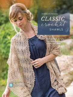 Interweave Presents Classic Crochet Shawls Book Review