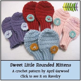 sweet little mittens ad