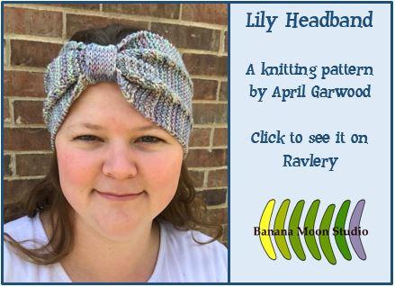 Lily headband ad
