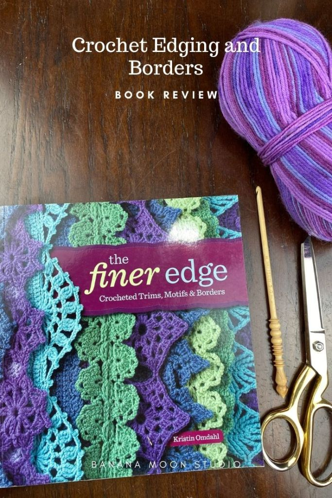 See my review of The Finer Edge by Kristin Omdahl! This book is full of beautiful edgings with clear written and symbol chart instructions!